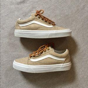 8c2ca776cb76 Vans Shoes - Vans washed canvas Old Skool Sneakers